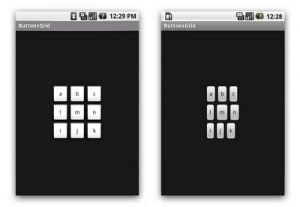 android-button-grid