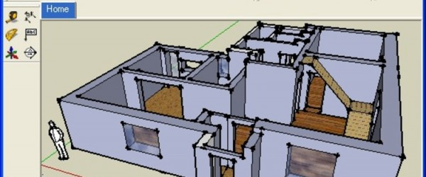 sketchup 600x250 Top 10 Most Popular Design Tools