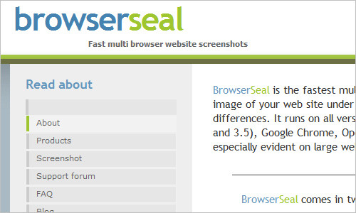 Browserseal testing tool 12 Best Cross Browser Compatibility Testing Tools