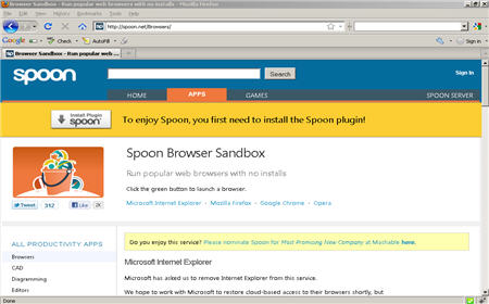 Spoon-Browser-Sandbox